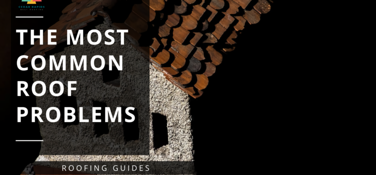 The Most Common Roof Problems photo